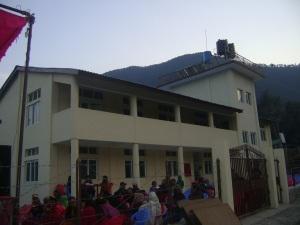 anti earthquae building