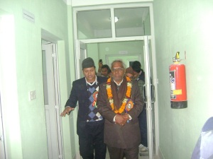 Health post observation by mahato